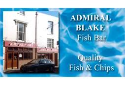 Admiral Blake Fish Bar