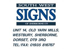 South West Signs of Sherborne Ltd