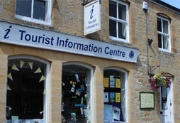 tourist information centre sherborne dorset art centre programmes accommodation booking service discounted tickets holiday information service