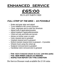 Enhanced Service