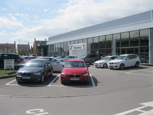 Westerly Bmw Yeovil Specialist Car And Vehicle